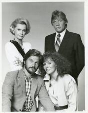 KERRIE KEANE DINA MERRILL ERIC PIERPOINT PORTRAIT HOT PURSUIT 1984 NBC TV PHOTO