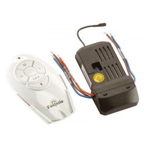 Fantasia Ceiling Fan White Remote Control and Récepteur Unit 331742