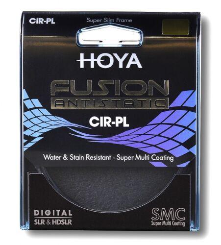 Hoya 52mm Fusion Anti-estática MC CPL Filtro Polarizador Circular Polarizador recubierto