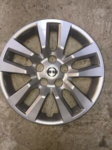 1 53088 new nissan altima hubcap wheel cover 16 inch 2013 2014 2015. Black Bedroom Furniture Sets. Home Design Ideas