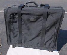 """TUMI Wheeled Packing Case Ballistic Nylon Travel Luggage 24""""x18""""x9"""" Style71 Used"""
