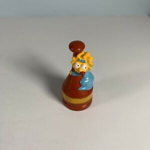 The Simpsons Chess Maggie as Red Pawn Replacement Piece