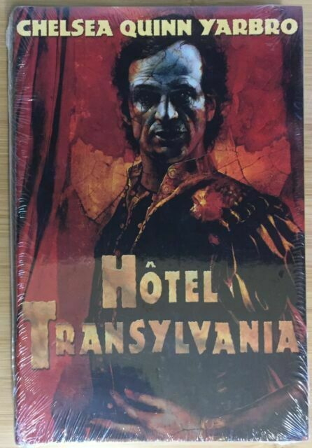 Hotel Transylvania By Chelsea Quinn Yarbro 2001 Hardcover For Sale Online Ebay