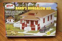 Atlas Model Railroad Barb's Bungalow Ho Scale Building Kit