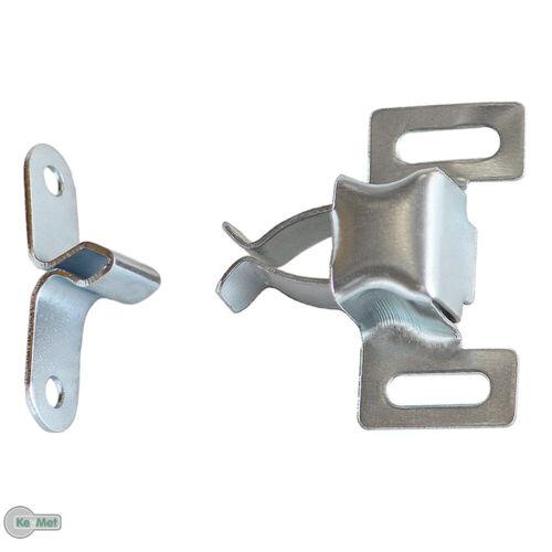 Schnäpper Schnappschloss Möbelschnäpper 42x35 Federschnäpper Schnappverschluss