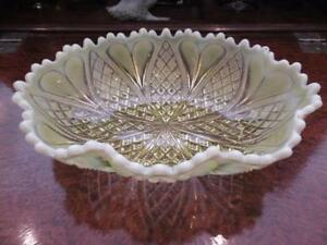 10-1-2-Davidson-039-s-Yellow-Pearline-039-William-and-Mary-039-Oval-Glass-Dish-c1905