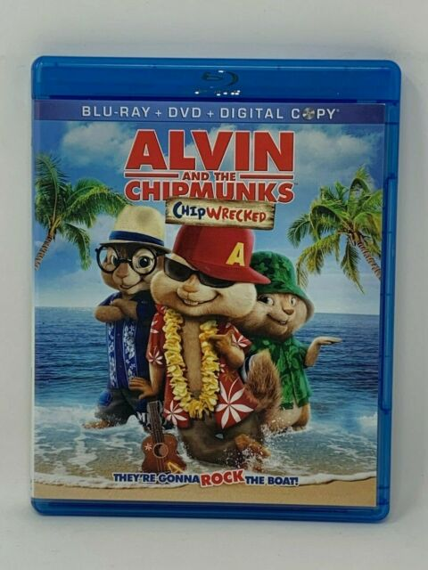 Alvin And The Chipmunks Chipwrecked 2011 For Sale Online Ebay