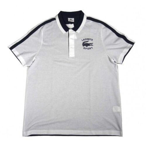 LACOSTE  Color Block Mens Polo Shirt Size.M //5 YH3278 522
