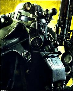 Fallout Power Armor T-60 cosplay costume DIY* 3D paper model kit