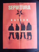 POSTER * Sepultura / Dream Theater *