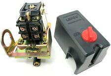 Universal Air Compressor Pressure Switch 140 Psi On 175 Psi Off 14 4 Port