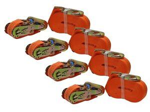 4x-Spanngurt-6m-2T-2000-daN-kg-Zurrgurt-Ratsche-mit-Karabinerhaken-2-Teilig