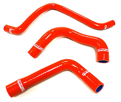 OBX Racing Silicone Radiator Hose Kit 1997 1998 1999 2000 2001  Audi A4 1.8T RED