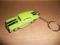 1970 Chevrolet Chevelle Ss Super Sport Metal Diecast Model Car Keychain Br Green