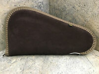 Allen Suede Leather Gun Pistol Case 13 85-13 Made In Usa