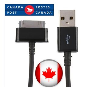 30 Pin USB Data Sync Tablet Charger Charging Cable For Samsung Tab 2 7 8.9 10.1