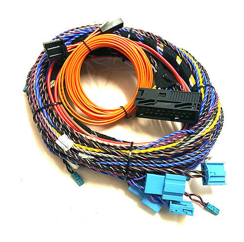 BMW serie E Logic 7 L7 Hi-Fi nuevo arnés de cableado con los enchufes y la mayoría de Harman Kardon