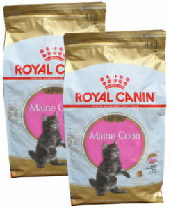 2x10kg chaton royal canin Maine Coon
