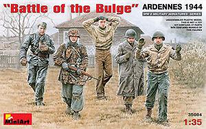 Kit-Modello-MIN35084-Miniart-1-3-5-Battaglia-di-Bulge-Ardenne-1944
