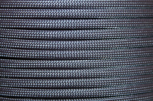 Navy Blue 550 Paracord Mil Spec Type III 7 strand parachute cord 10-100 ft