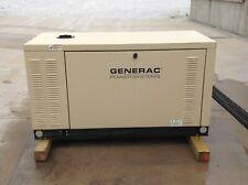 Generac 25kw Lpng Liquid Cooled Generator 120208