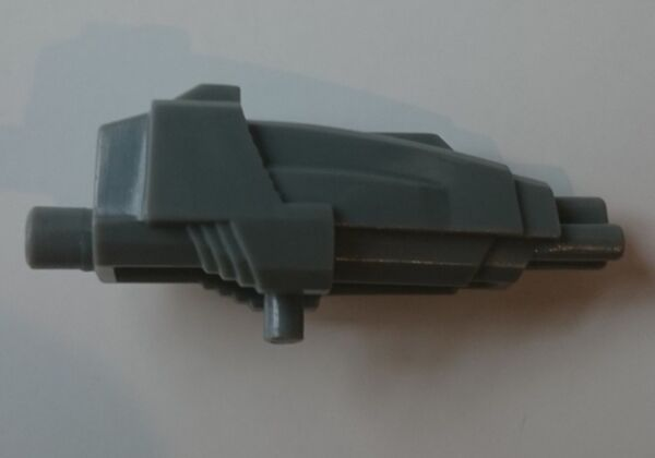 1987 Takara Transformers G1 Rayon Triple Crusher Cannon