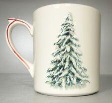 NEW 1 Coffee Mug Filet Noël pattern Gien