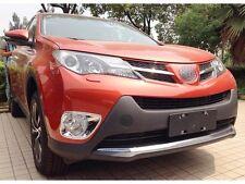Fit For Toyota RAV4 2013-2015 Car ABS Chrome Front Fog Light Lamp Cover Trim