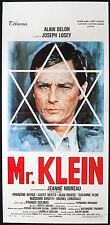 CINEMA-locandina MR. KLEIN alain delon, j. moreau,LOSEY