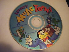 VINTAGE 1993 LENNY'S MUSIC TOONS For Kids   Windows 95