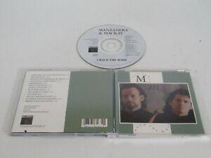Manzanera-amp-Mackay-Crack-the-Whip-Relativity-88561-8263-2-CD-Album