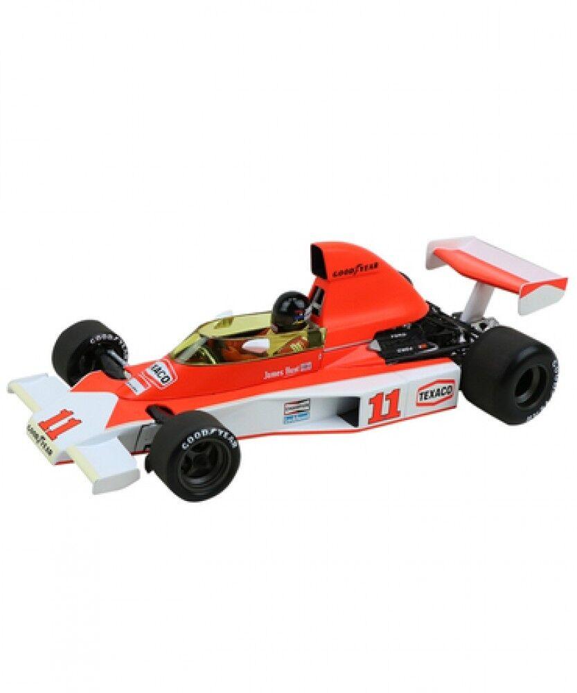Nouveau Mini champs 1 18 Scale McLaren Ford M23 James Hunt 1976 SOUTH AFRICAN Grand Prix
