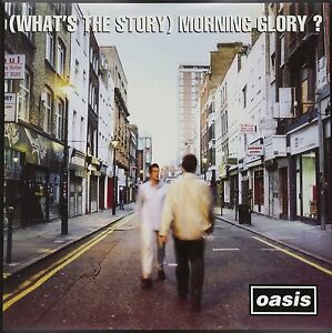OASIS-Noel-Liam-Gallagher-What-039-s-The-Story-Morning-Glory-2-LP-VINYL-SEALED