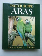 Aras Exotische Ziervögel 1983 Vögel Ornithologie