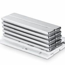 5pcs N52 Rectangular Magnet Strip Neodymium Long Diy Tool Magnetic 60x10x3mm New
