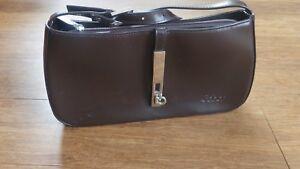 Details zu Tasche Bag elegante braune Handtasche Gabor Neu Geschenk