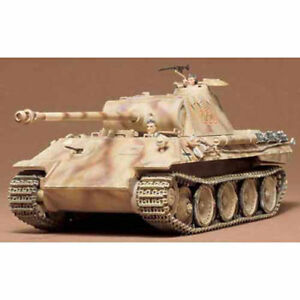 TAMIYA-35065-German-Panther-Med-Tank-1-35-Military-Model-Kit