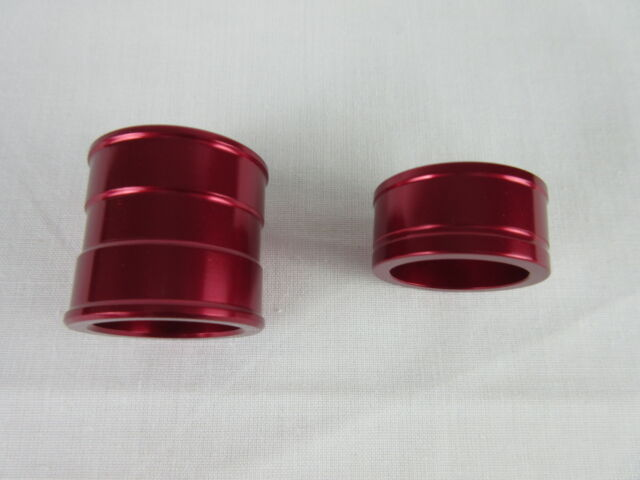 RFX FXWS 10100 99RD Wheel Spacers Front Honda CR125//250 02-07 Red