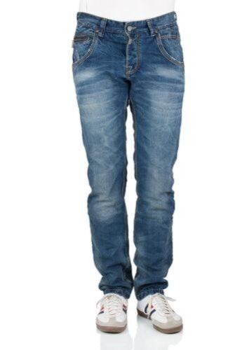 Timezone Men/'s Jeans Harold/'s Tz Rough 26-5529-3188-3627 Regular Fit Midwest New