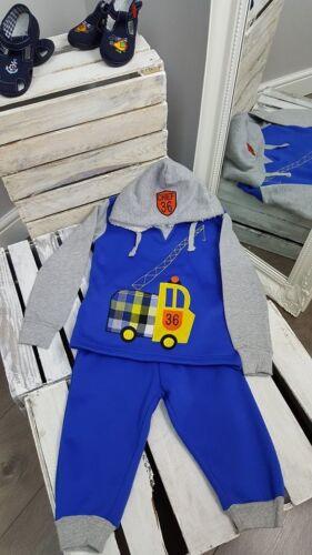 K-40 BOYS KIDS ZARA TRACKSUITS MULTICOLOURED