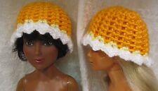 Tiffany Taylor & Magic Hair Crissy Doll Clothes HAT #07 Crochet Beanie CAP