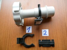 6x Sockelbefestigung in Küche Sockelhalter Küchensockel Klammer für Sockelleiste
