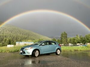 2012 Ford Focus - Low KM's - $8500