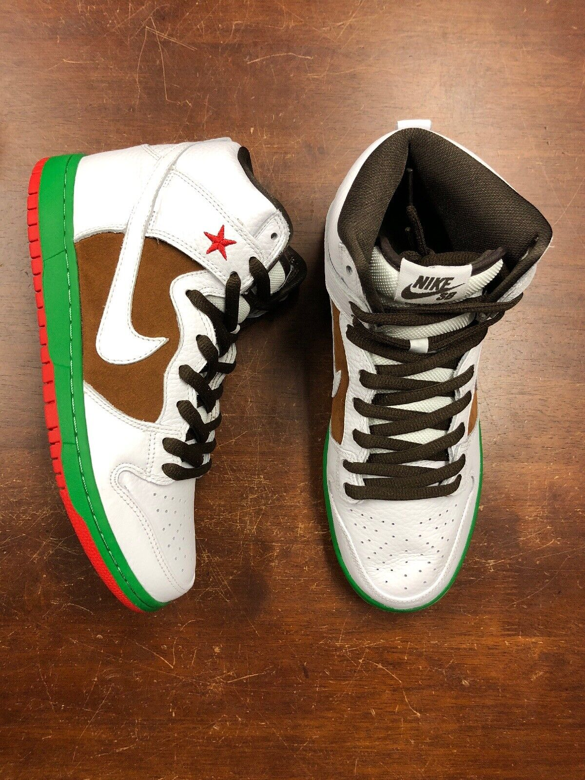 Nike SB Dunk High Cali Mens Sz 9.5 NIB