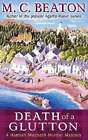 Death of a Glutton by M. C. Beaton (Paperback, 2008)