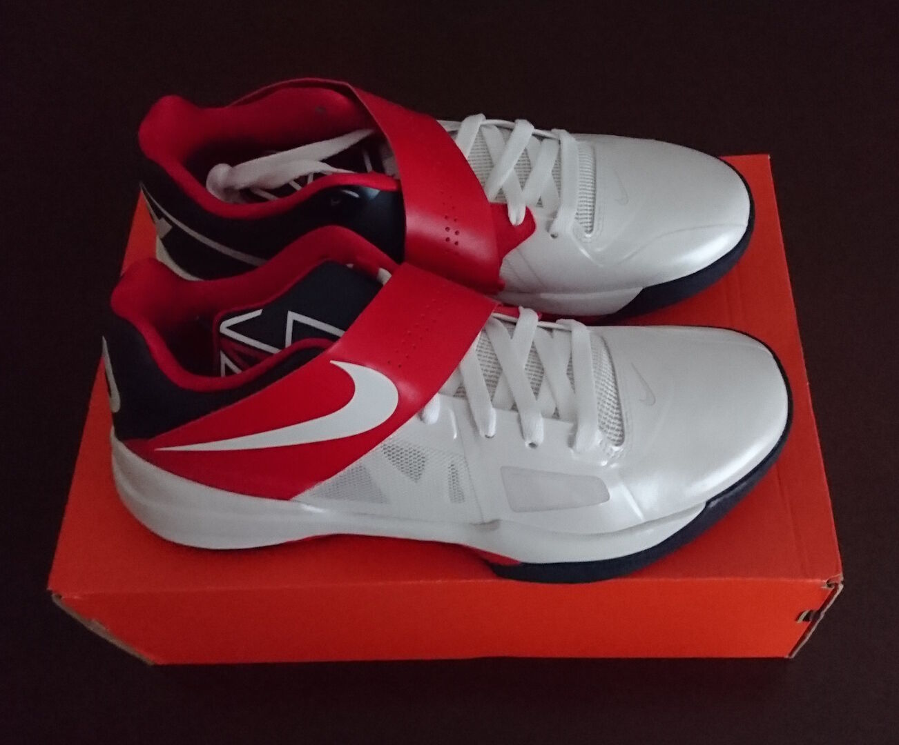 Nike Zoom KD Kevin Durant IV USA Size US 9.5 DS New