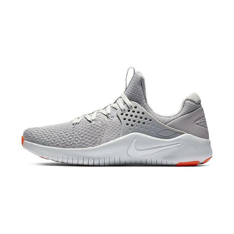 Nike HERREN Gratis Tr 8 Schuhe Turnschuhe AH9395-010 Grau Weiß Sz 8.5 -10.5