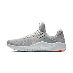 1583079ac94 MEN'S Nike Free TR 8 Shoe Sneakers AH9395-010 Gray/White Sz 8.5 -13 ...