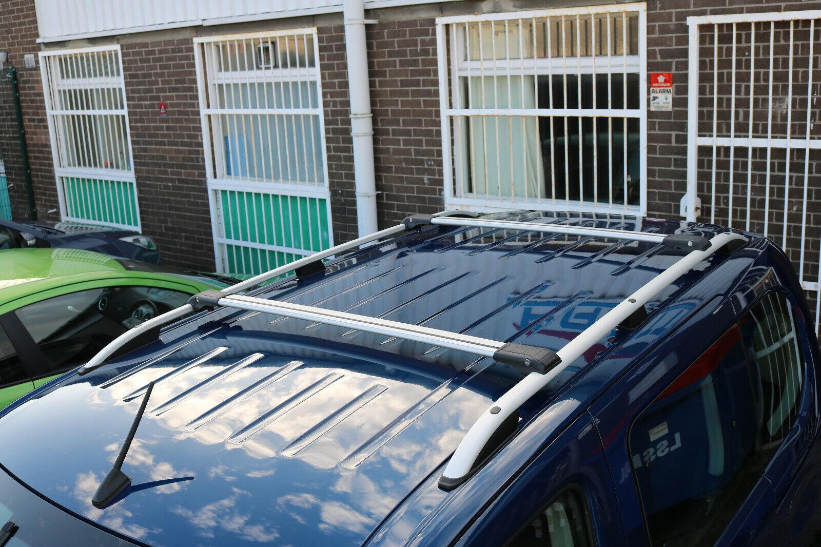 L3 2012 On-3x Roof Bars Vecta Bars by Hubb Mercedes Citan Roof Rack,