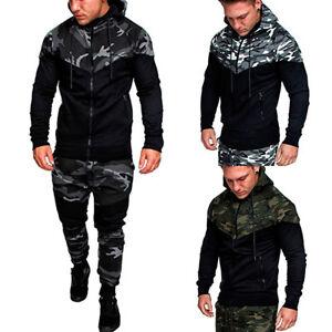 Men-039-s-Outwear-Sweater-Winter-Zip-Up-Hoodies-Warm-Hooded-Sweatshirts-Coat-Jacket